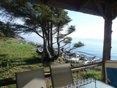 Photo for Little Beach House By The Sea - Incredible Panoramic View-Oceans Edge