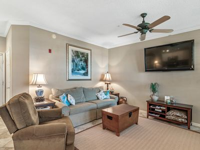 Photo for 202W ~ Beautiful 2BR/2BA condo with Gulf view