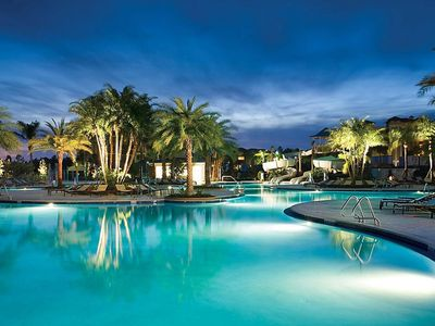 Photo for The Fountains, Orlando - 2 bedroom 2 bath villa.  Best Rates!  Book now!