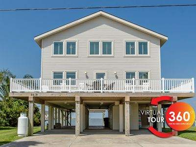 Photo for On the Waterfront, a Beautifully Renovated, 6 Bedrooms!