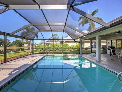 Photo for Expansive East Naples Home w/ Pool & Patio!