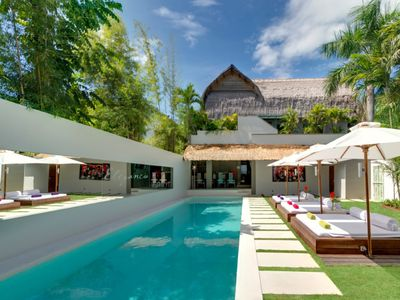 Photo for Luxury Private Villa Rental in Central Seminyak Bali