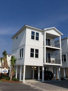 ~Coastal Distancing @ KC's Hideout~Private Coastal Cottage~Gulf Shores~