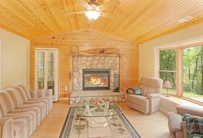 Photo for 2BR Cabin Vacation Rental in Chase, Michigan