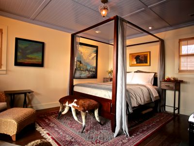 Photo for B&B Pendelton Rm ~ enjoy a true western experience with a sophisticated ambianc