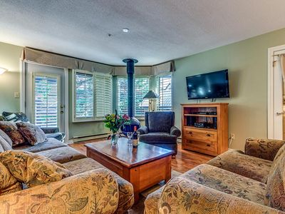 Photo for Acer Vacations | Whistler Town Home - Cozy 2 Bedroom Mountainside Lodging