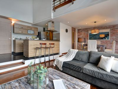 Photo for A Perfect Medellin Penthouse Loft