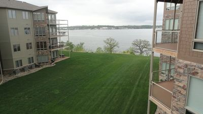Awesome lake views from this Awesome condo!