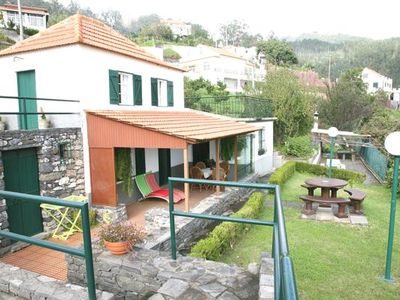 Photo for Holiday house Ponta do Sol for 2 persons with 1 bedroom - Holiday house