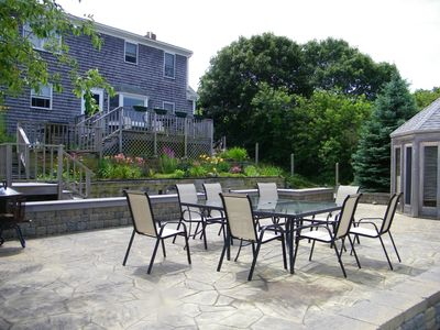Photo for Charming home with private backyard