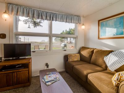 Photo for Dog-friendly suite features stunning oceanfront views & beach access!