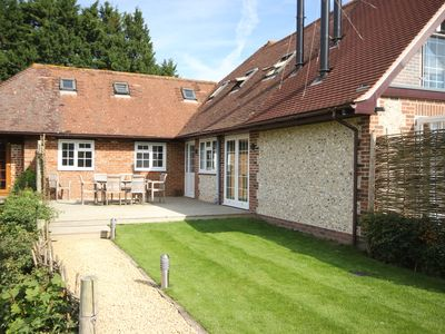 Photo for The Cottage At Flintstone Cottages Near Chichester Goodwood Sleeps 6/8