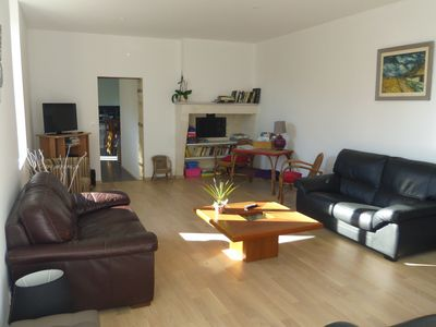 Photo for 4 **** furnished house of tourism in property 1ha2, heated swimming pool and pond