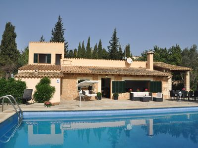 Photo for 4BR Cottage Vacation Rental in Buger, Mallorca