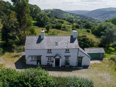 Photo for Bryn Rhydd is one of 10 luxury self-catering cottages on The Bodnant Estate