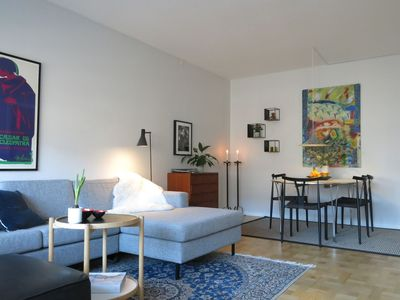 Photo for City Apartment in Frederiksberg with 1 bedrooms sleeps 2