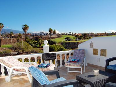 Photo for Fairways, Amarilla Golf and Country Club-QUALITY 1 bed apartment
