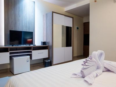 Photo for Cozy Accommodation near Canggu Beach with Sunset Rooftop and Village view