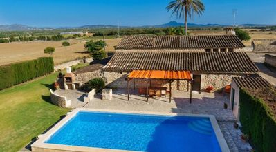 Photo for Holiday house Vilafranca de Bonany for 10 persons with 4 bedrooms - Farmhouse