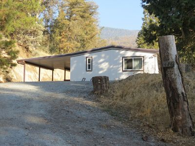 Private Quiet Secluded location with ample parking