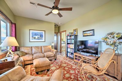 Come visit this cozy 3-bedroom, 2-bathroom cottage in Cortez.