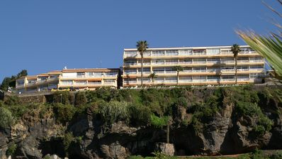 Photo for Fantastic panoramic Atlantic views and the city of Puerto de la Cruz.