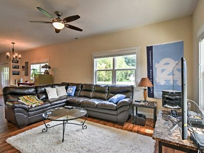 Photo for Asheville Home w/ 2 Patios - 10 Mins to Downtown!