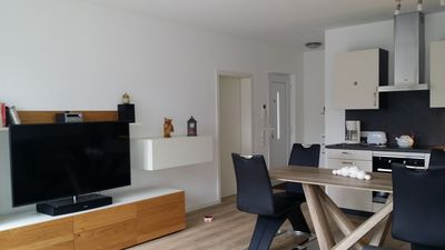 Photo for Modern apartment in the center of Duhnen
