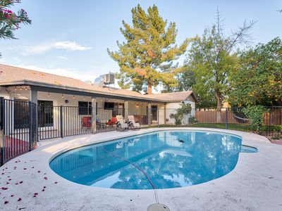 Photo for Mesa home w/ pool & hot tub near Scottsdale & Tempe!