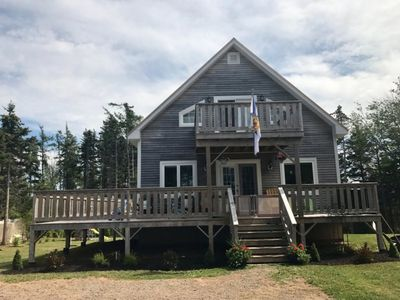 Photo for Beautiful ocean view property on the Amherst Shore - Northport, NS