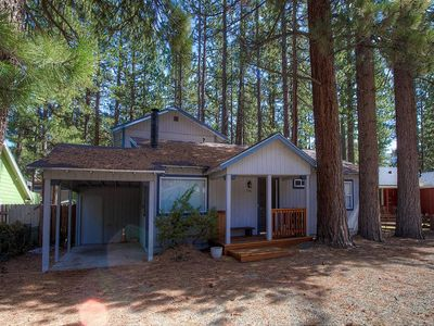 Photo for Cancel for Free South Lake Tahoe Retreat w/3 Bedrooms