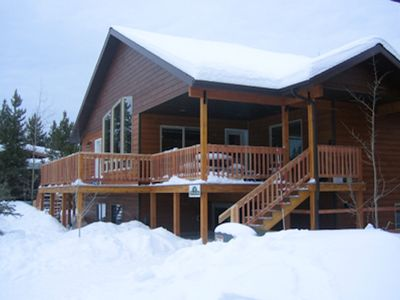 Photo for 8BR House Vacation Rental in West Yellowstone, Mt