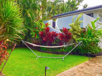 Photo for WALK TO THE NEAREST BEACH IN 3 MINUTES! Luxury Gated 1 Bedroom Cottage.