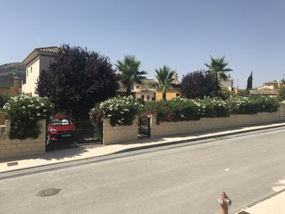 Photo for 3 bed 2 bathroom detached  villa with private pool in Calasparra