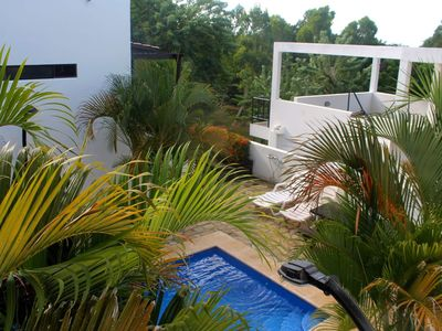 Photo for JUNGLE HOUSE NEAR THE BEACH AND TOWN