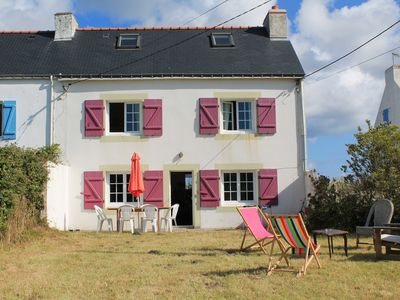 Photo for holiday home for 8 persons in Belle ile en mer