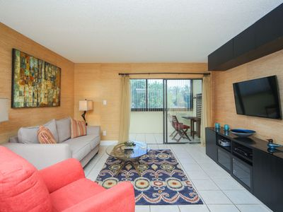 Photo for Two bedroom two bath vacation condo available at Lido Shores. - Lido Key 07