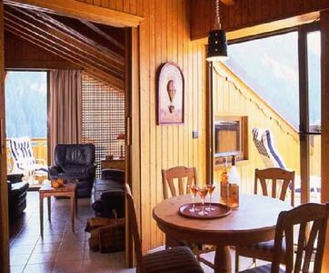 Photo for Chalets du Bouquetin **** - 3 Rooms 2/5 Persons Cerf
