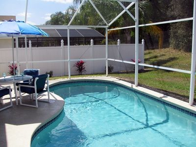 Photo for **GREAT LOCATION** - Private Forested Back - Private Pool – **BEST PRICES**