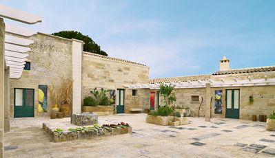 Photo for The most spectacular ancient Masseria of Southern Italy