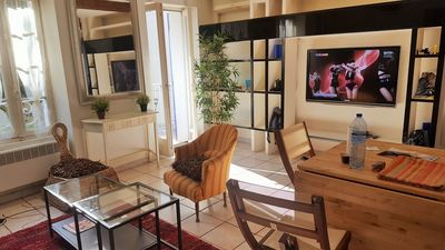 Photo for 2BR Apartment Vacation Rental in TOULON
