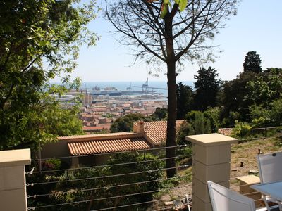 Photo for Bella vista in Sete -