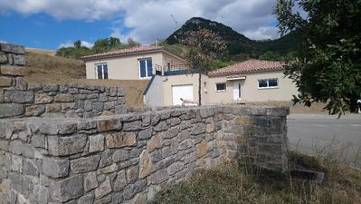 Photo for VILLA LARZAC - Villa for rent near Millau
