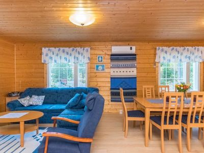 Photo for Vacation home Päivärinne in Punkaharju - 6 persons, 2 bedrooms