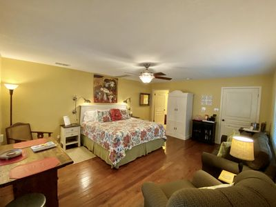 Photo for 1BR Lodge Vacation Rental in New Braunfels, Texas