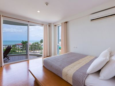 Photo for Baan PooLom HH_2Bedroom Apt SeaView:CDC
