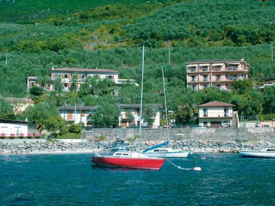 Photo for Apartment Casa Maria (BRZ183) in Brenzone - 2 persons, 1 bedrooms