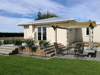 The cottage is well equipped and in a lovely quiet location.