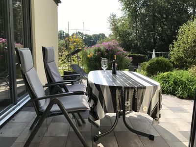 Photo for Elegant 2-room flat in the region Taunus, close to Rhine, Frankfurt, Mainz, Wi.