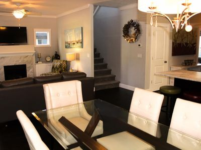 Photo for Stunning 4- Bedroom Downtown Home in Sander's Beach